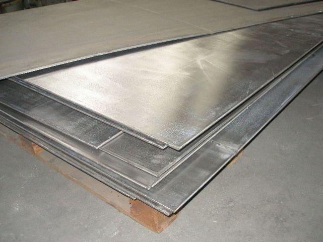 Где применяются листы из нержавеющей стали
